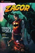 ZAGOR TERROR FROM THE SEA GN