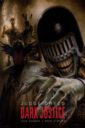 JUDGE DREDD DARK JUSTICE HC