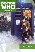 DOCTOR WHO 11TH ARCHIVES OMNIBUS TP VOL 01 (OF 7)