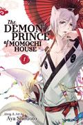 DEMON PRINCE OF MOMOCHI HOUSE GN VOL 01