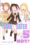 SOUL EATER NOT TP VOL 05 (OF 5)
