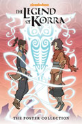 LEGEND OF KORRA TP POSTER COLLECTION