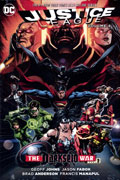 JUSTICE LEAGUE HC VOL 08 DARKSEID WAR PART 2