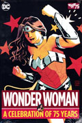 WONDER WOMAN A CELEBRATION OF 75 YEARS HC