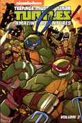 TMNT AMAZING ADVENTURES TP VOL 02