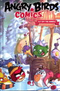 ANGRY BIRDS COMICS HC VOL 04 FLY OFF HANDLE