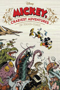 MICKEY CRAZIEST ADVENTURES HC