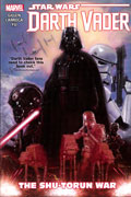 STAR WARS DARTH VADER TP VOL 03 SHU TORUN WAR