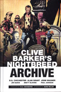 CLIVE BARKER NIGHTBREED ARCHIVE HC