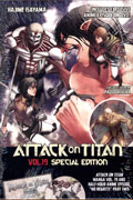 ATTACK ON TITAN GN VOL 19 SPECIAL ED WITH DVD