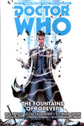 DOCTOR WHO 10TH TP VOL 03 FOUNTAINS OF FOREVER