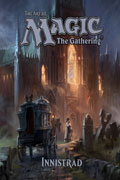 ART OF MAGIC THE GATHERING HC INNISTRAD