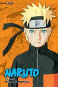 NARUTO 3IN1 ED TP VOL 15