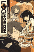 LOG HORIZON LIGHT NOVEL VOL 05 SUNDAY IN AKIBA