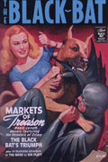 BLACK BAT DOUBLE NOVEL #5 BLACK BATS TRIUMPH MARKETS TREASON