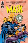 DARK HORSE DC COMICS MASK TP
