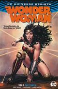 WONDER WOMAN TP VOL 03 THE TRUTH (REBIRTH)