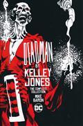 DEADMAN BY KELLEY JONES COMPLETE COLL TP