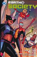 EARTH 2 SOCIETY TP VOL 04 LIFE AFTER DEATH