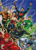 ABSOLUTE JUSTICE LEAGUE ORIGIN HC