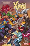 ALL NEW X-MEN INEVITABLE TP VOL 04 IVX