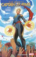 MIGHTY CAPTAIN MARVEL TP VOL 01 ALIEN NATION