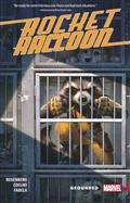 ROCKET RACCOON GROUNDED TP