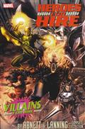 HEROES FOR HIRE ABNETT AND LANNING COMP COLL TP