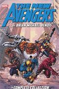 NEW AVENGERS BY BENDIS COMPLETE COLLECTION TP VOL 07