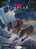 LAST TEMPLAR GN VOL 04 FALCON TEMPLE