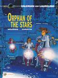 VALERIAN GN VOL 17 ORPHAN OF THE STARS