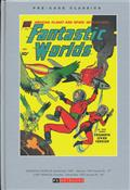 PRE CODE CLASSICS FANTASTIC WORLDS LOST WORLDS HC VOL 01