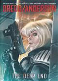 DREDD ANDERSON THE DEEP END TP