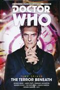 DOCTOR WHO 12TH HC VOL 07 TERROR BENEATH