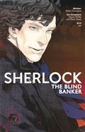SHERLOCK BLIND BANKER TP