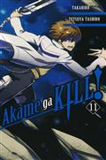 AKAME GA KILL GN VOL 11