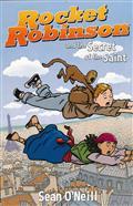 ROCKET ROBINSON SECRET SAINT TP (C: 0-1-2)