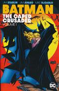 BATMAN THE CAPED CRUSADER TP VOL 01