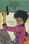 JAMES BOND CASE FILES HC VOL 01