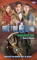 DOCTOR WHO BORROWED TIME MMPB (C: 0-1-0)