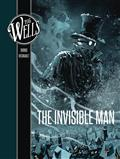 H G WELLS INVISIBLE MAN GN (C: 0-1-0)