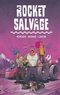 ROCKET SALVAGE GN VOL 01