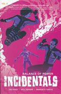 INCIDENTALS TP VOL 02 BALANCE OF POWER