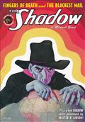 SHADOW DOUBLE NOVEL VOL 132 FINGERS OF DEATH & BLACKIEST MAI