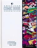 AMERICAN COMIC BOOK CHRONICLES THE 1990S (C: 0-1-0)