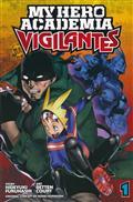 MY HERO ACADEMIA VIGILANTES GN VOL 01