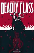 DEADLY CLASS TP VOL 08 NEVER GO BACK (MR)