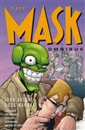 MASK OMNIBUS TP VOL 02 SECOND EDITION