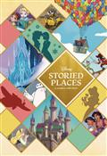 DISNEY STORIED PLACES HC
