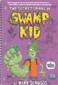 SECRET SPIRAL OF SWAMP KID TP DC ZOOM